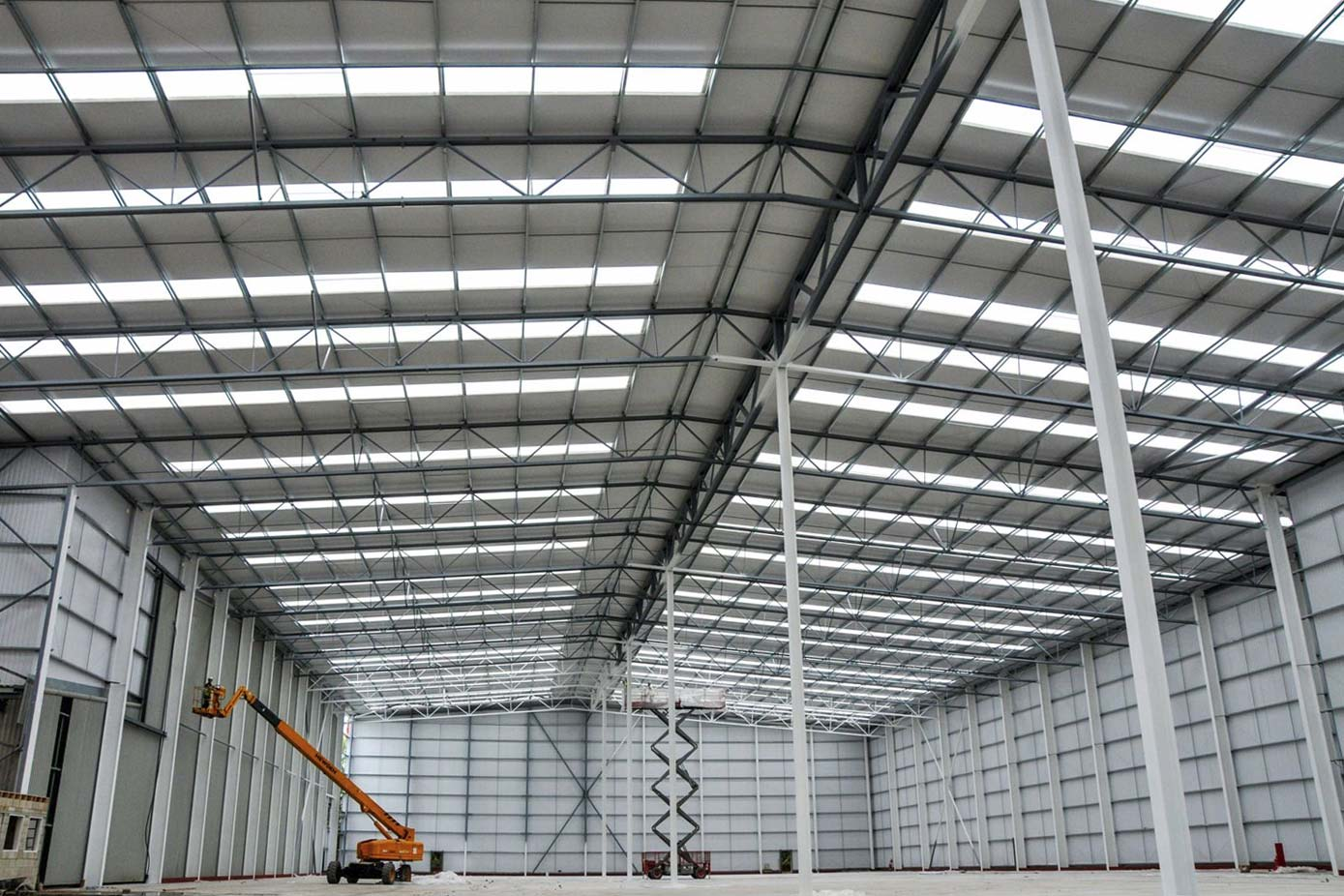 Commonly Used Warehouse Roofing Materials Sage Bec