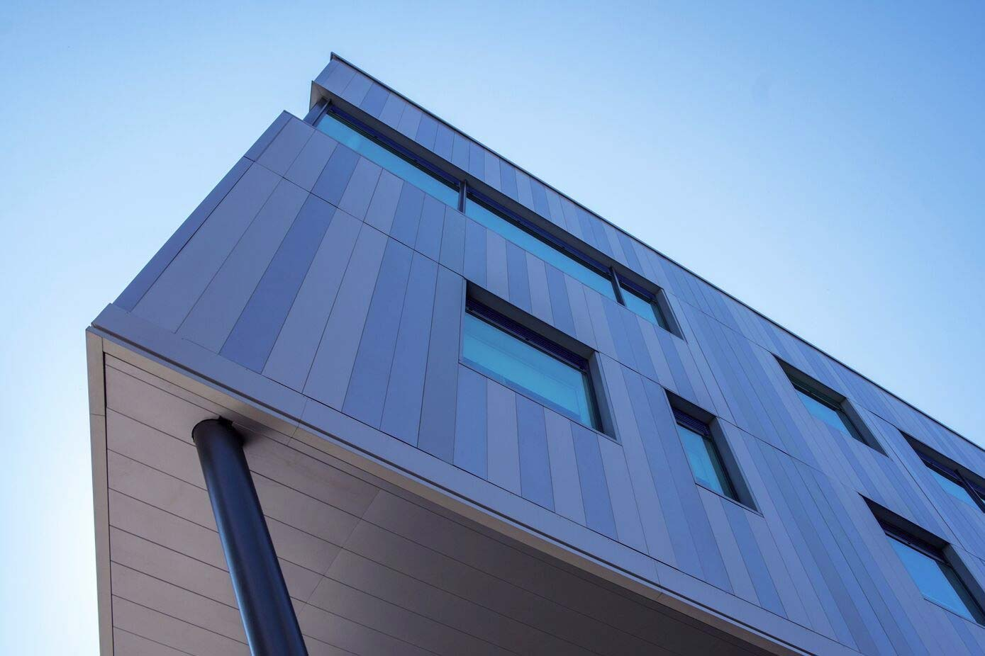 Cladding installed by Sage Roofing