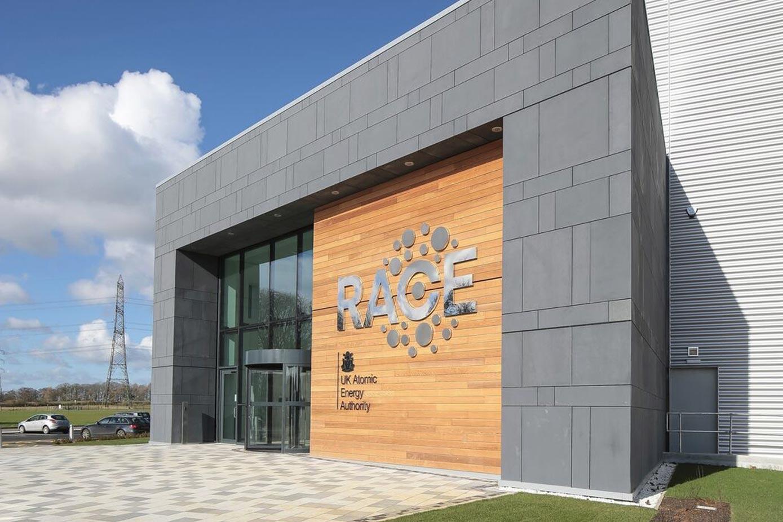 UK Atomic Energy Authority building