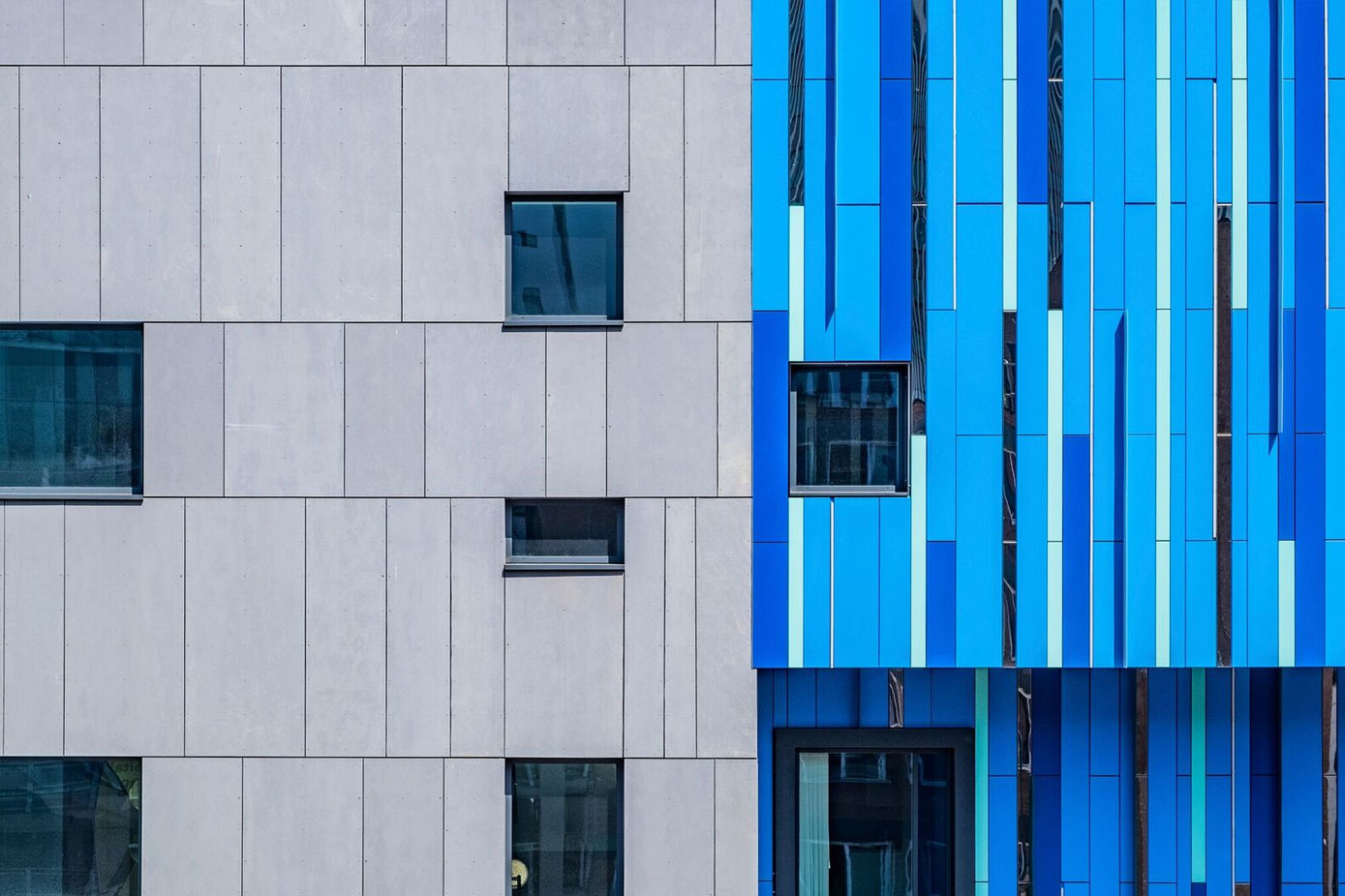 Birmingham Children's Hospital Cladding